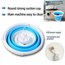 3 in 1 Detergente per bucato piegato lavatrice portatile turbina per lavatrice