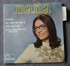 Nana Mouskouri, l'etranger + 3, EP - 45 tours
