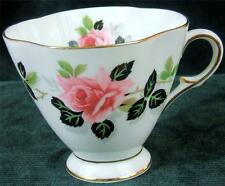 CLARENCE - ROSE - BONE CHINA - CUP Only - Made in England