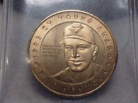 TORONTO BLUE JAYS - Pat Hentgen - 1996 Cy Young Award - Commemorative Coin