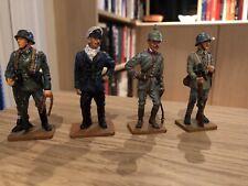 Del Prado Toy Soldiers Military Figures WWI German X4 Bundle