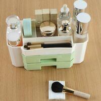 Organizador de Maquillaje de PláStico Cajones Cajas de Almacenamiento Cosmé L6H7
