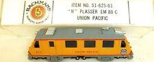 Bachmann 51-625-01 Plasser em 80 C Union Pacific n 1:160 OVP Å *