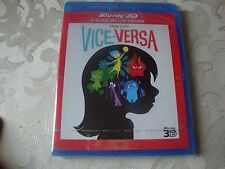 Vice-versa [Combo Blu-ray 3D + Blu-ray 2D] NEUF ( DVD )