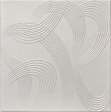 Decorative Ceiling Tiles Styrofoam 20x20 R59 Platinum