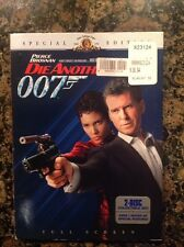 Die Another Day (DVD,2003,2-Disc, Special Edition Full Frame)NEW Authentic US