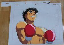 Cel & Raw Key Frame Art Hajime no IPPO IPPO B Japanese Animation