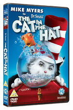 The Cat In The Hat (2003) (DVD) (C-PG)