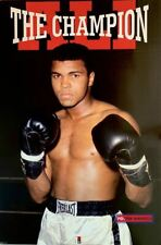Muhammad Ali The Champion Official Boxing Poster 24 x 36