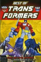 Best of Transformers: (Vol. 1) by Simon Furman Paperback Book The Fast Free