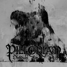 Pillorian ‎- Obsidian Arc CD - SEALED Black Metal Album - John of Agalloch