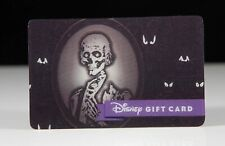 New 2019 Disney Haunted Mansion Lenticular Gift Card - Master Macey $0 Value