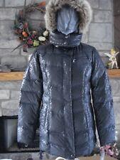 New Ladies Covington Down Coat removable faux fur trim hood $160 - Small Sz S