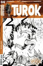 TUROK #4 1:10 INCENTIVE VARIANT COVER