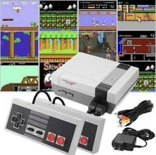 Mini Vintage Retro TV Game Console Built-in 620 Games For Nintendo 2 CONTROLLERS
