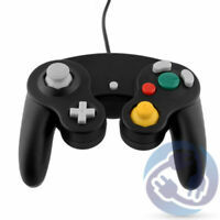 Black Game Controller Gamepad Replacement for Nintendo GameCube NGC Wii
