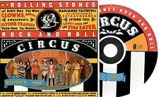 The Rolling Stones, Rock n Roll Circus; Rare Adv 19 Trk CD