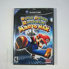 Dance Dance Revolution: Mario Mix Bundle (Nintendo GameCube, 2005)