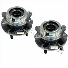 FRONT WHEEL HUB BEARING ASSEMBLY FOR  2003-2014 INFINITI (AWD ONLY) PAIR NEW