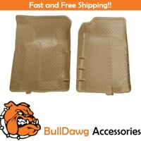 Husky Liners 31103 - Classic Style Series - Front Row Floor Liners - Tan