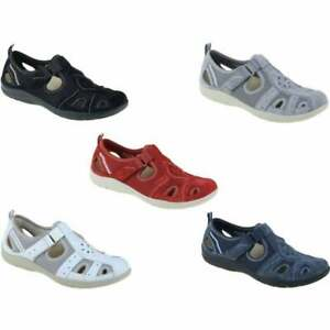 Earth Spirit Cleveland Ladies Casual Shoes in Various Colours and Sizes