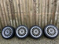 """Aston Martin 18"""" GT4 AMR racing O.Z. Wheels & Tyres For The Vantage"""