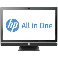 """PC COMPUTER DESKTOP RICONDIZIONATO ALL IN ONE HP 23"""" i5 RAM 4GB HDD 500GB WIN 10"""