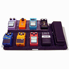 Guitar Pedalboard 8+1 Black with Case