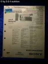 Sony Service Manual CCD trv24e trv14e trv32 trv53 trv34 trv52 (#6576)