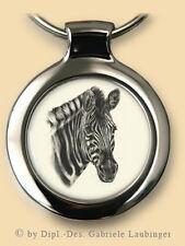 Zebra / - Schmuckanhänger - Gabriele Laubinger