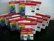 CARTUCCIA CANON ORIGINALE  BCI-11 BLACK NERA E COLOUR
