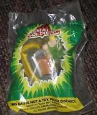 1998 Small Soldiers Burger King Kid's Meal Toy - Brick Bazooka Toaster Car