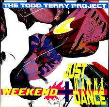 """12"""" - THE TODD TERRY PROJ. - WEEKEND (HOUSE) NUEVO - NEW, STOCK STORE LISTEN"""