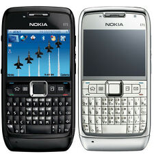 Unlocked Original Nokia E71 WIFI 3G Network GPS 3.2MP Camera Mobile Bar Phone