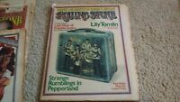ROLLING STONE #172, BEATLES COVER, PRE-OWNED, VG, George Wallace, Lily Tomlin