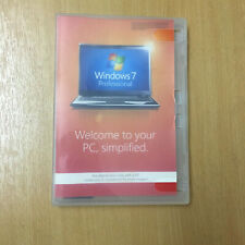 Microsoft Windows 7 Professional Edition > Media Only, NO Licence