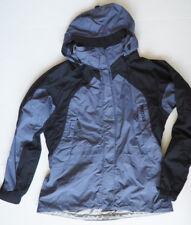 Womens MARMOT Hooded Parka Jacket Coat - Medium - Periwinkle Blue -Snowboard Ski