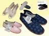 Espadrilles Chaussures Femme Chaussons en Toile Mocassins Gr. 36-41 Neuf