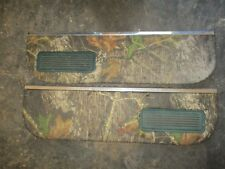 73-87 Chevy Truck Silverado Blazer GMC Suburban Lower Door Panel Carpet Trim C10