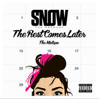 Snow Tha Product - The Rest Comes Later Mixtape CD