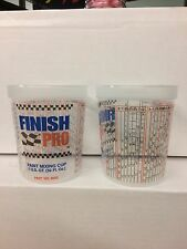 FINISH PRO QUART PAINT MIXING CUPS 32OZ. MULTI PURPOSE CUP SUPER CLEAR 50 COUNT!