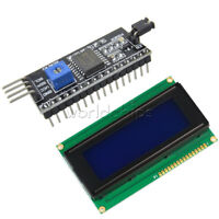 2004 20x4 LCD Blue Display Module +IIC/TWI/SPI Interface Board 5V 1602LCD I2C