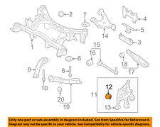 SUBARU OEM 2008 Forester Rear-Trailing Control Arm Bushing 20254FG010, Qty. 1