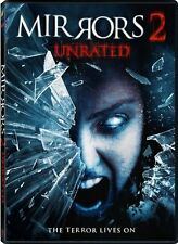 Mirrors 2  DVD Nick Stahl, Emmanuelle Vaugier, Evan Jones, Christy Romano, Willi
