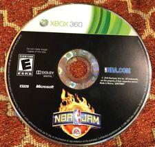 NBA Jam (Microsoft Xbox 360, 2010) DISC ONLY 11315