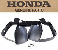 New Fender Mud Guards Kit 96-00 TRX300 TRX 300 FW Four Trax OEM Honda Flaps #R67