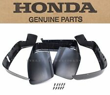 New Fender Mud Guards Kit 96-00 TRX300 TRX 300 FW Four Trax OEM Honda Flaps #R67
