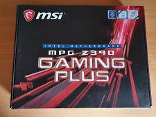 More details for msi mpg z390 gaming plus, lga-1151, intel motherboard 8/9th gen intel ddr4