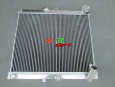 for Mazda RX7 RX-7 FC3S FC-3S S4 86-88 87 1986 1987 1988 MT aluminum radiator