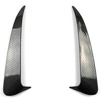 For Benz C Class W205 C43 C63 Amg Carbon Fiber Look Rear Bumper Air Vent Co N5Z4